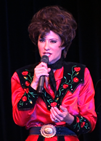 Patsy Cline impersonator